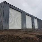 Waverly Truck Storage facility 24m x 24m – 6m bays