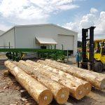 Sawmill 35m long X 12m Wide 5m high