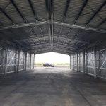 Sawmill 35m long X 12m Wide X 5m high